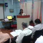 Handwriting Expert Training Session