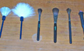 fingerprint-brushes